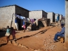 IOM has built 33 houses in Bulawayo since 2005, and around 80 houses in Hopley Farm, Harare.