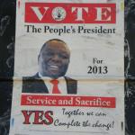 2013 MDC-T campaign poster