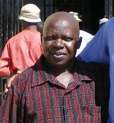 Wilfred Mhanda